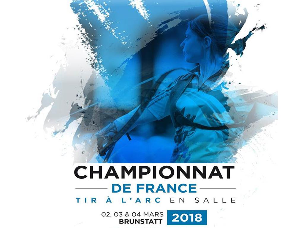 Championnat de France en salle adultes 2018 - Les résultats