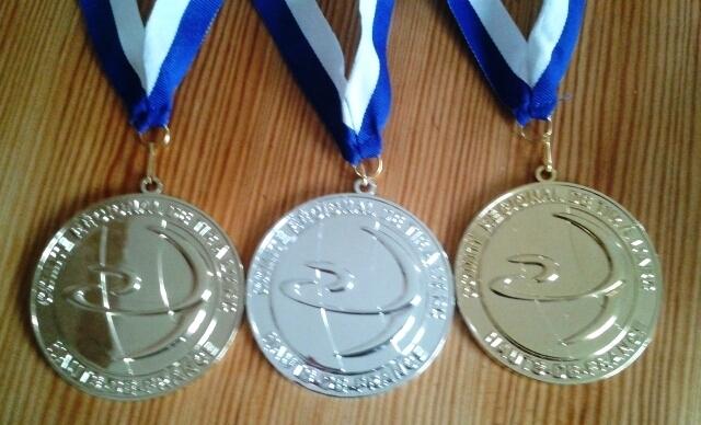 Championnat des Hauts-de-France salle 2ème Weekend