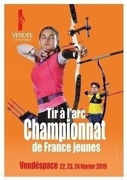 Nos archers au France Jeunes